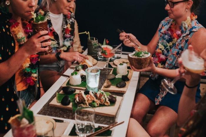 Aloha bar and dining Broadbeach